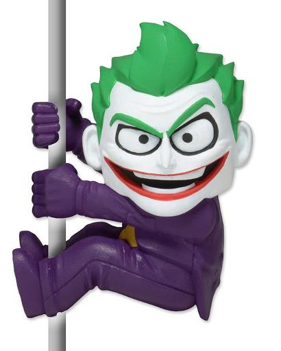 Фигурка Scalers Mini Figures. Wave 1. Joker (9 см)Фигурка Scalers Mini Figures. Wave 1. Joker с высоким уровнем детализации воплощает собой Джокера.<br>