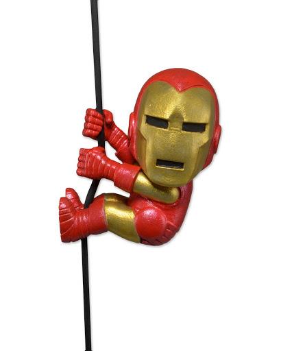 Фигурка Scalers Mini Figures Wave 2. Iron Man (5 см)