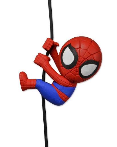 Фигурка Scalers Mini Figures Wave 2. Spiderman (5 см)Фигурки Scalers Mini Figures Wave 2 &amp;ndash; коллекционные фигурки-держатели для ваших шнуров от наушников, кабелей и прочего.<br>