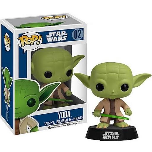 Фигурка Star Wars: POP Yoda Bobble (9,5 см)Фигурка POP Star Wars Yoda Bobble воплощает героя популярного фильма &amp;laquo;Звездные войны&amp;raquo;.<br>