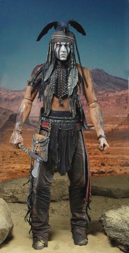 Фигурка The Lone Ranger 1/4 Series 1 Tonto (46 см) the lone warrior