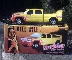 Копия пикапа Kill Bill Pussy Wagon Truck Replica (20 см) от 1С Интерес