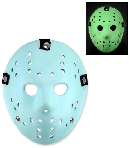 Светящаяся в темноте маска Friday The 13th. Jason (Classic Video Game Appearance)Светящаяся в темноте маска Friday The 13th. Jason (Classic Video Game Appearance) создана по мотивам популярного хоррора «Пятница 13-е».<br>