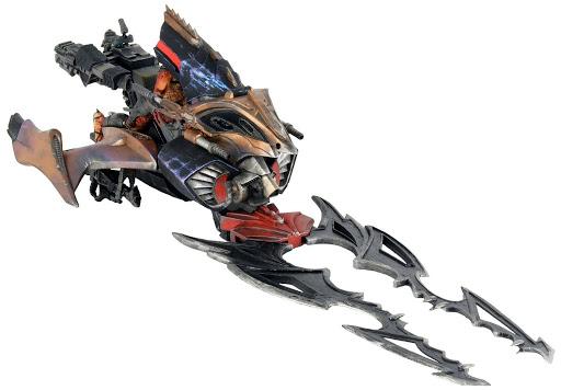 Транспортное средство Predator. Blade FighterТранспортное средство Predator. Blade Fighter – транспортное средство Хищников, создано по мотивам фантастического боевика «Хищник».<br>