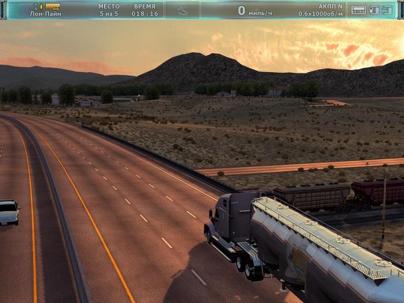 Аэрография для тягача Titan Alpine [PC, Цифровая версия] (Цифровая версия) от 1С Интерес