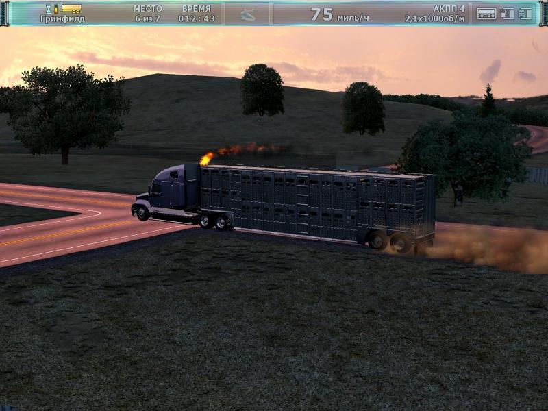 Текущий показываемый скриншот из игры strong em Rig'n'Roll/em/strong