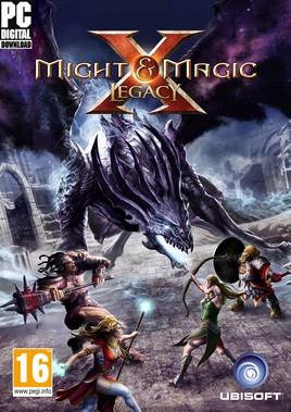 Меч и Магия Х. Наследие  лучшие цены на игру и информация о игре