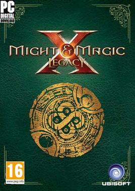 Меч и Магия Х. Наследие. Расширенное издание