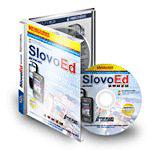 SlovoEd Deluxe для Windows MobileСловоЕд Делюкс содержит высококачественные словарные базы от известных издательств, доступные в виде удобного и функционального приложения от компании Paragon.<br>