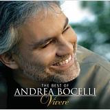 Andrea Bocelli: The Best of Andrea Bocelli – Vivere (CD)Andrea Bocelli. The Best of Andrea Bocelli: Vivere – это первый сборник в карьере «самого продаваемого» тенора в мире, в который вошли лучшие арии и песни.<br>