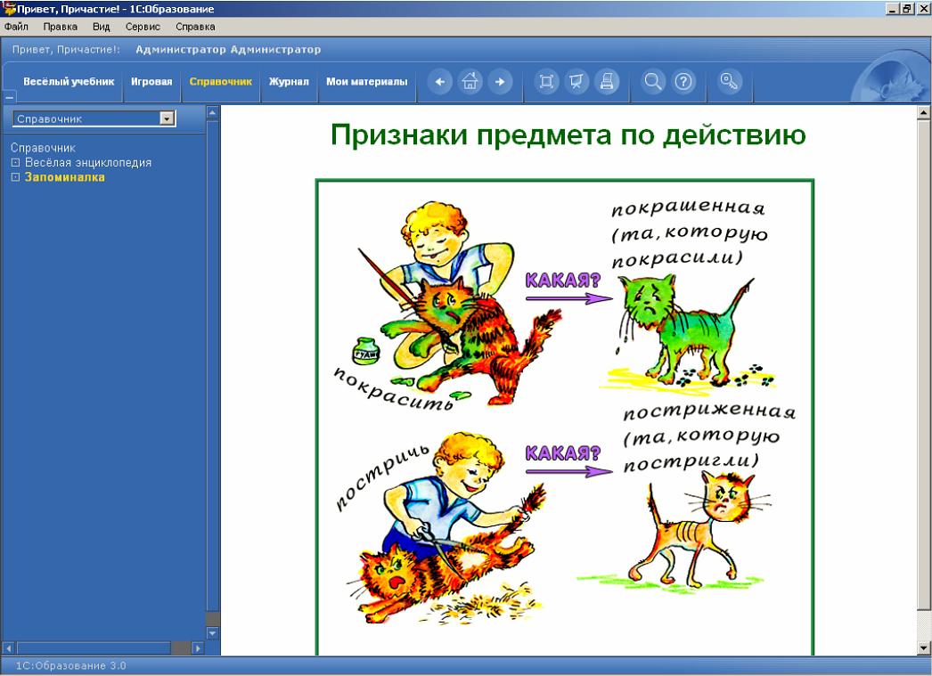 Картинки, причастие картинки русский