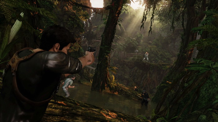 Uncharted 2: Among Thieves (Essentials) [PS3] от 1С Интерес