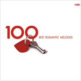 Сборник. 100 Best Romantic Melodies