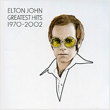 Elton John: Greatest Hits 1970–2002 (2 CD) lem htr200 sb sp1 used in good condition with free dhl ems