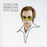 Elton John: Greatest Hits 1970–2002 (2 CD)Elton John. Greatest Hits 1970–2002 – двойной диск с лучшими композициями Элтона Джона. Предыдущая пластинка разошлась тиражом более 10 миллионов экземпляров.<br>