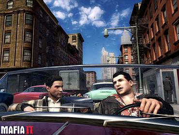 Игра Mafia 2