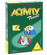 Настольная игра Activity Travel настольные игры piatnik activity для детей издание 2015г