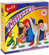 Игра «Твистер»Твистер &amp;ndash; веселая и увлекательная игра для активной компании, которая может завязать тебя в узел. А победит в ней самый гибкий и проворный.<br>
