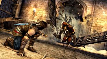 Новинка компьютерных игр Prince of Persia: Забытые пески