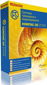 КОМПАС-3D LT V12Продукт представляет собой облегченную версию профессиональной системы автоматизированного проектирования (САПР) КОМПАС-3D и позволяет создавать трехмерные модели и чертежи.<br>