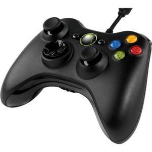 Проводной геймпад для Xbox 360 (черный) от 1С Интерес