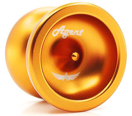 За тех, кто решиться купить йо-йо AERO AGENT, можно только порадоваться.