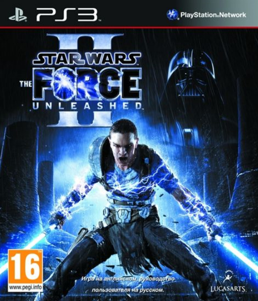 Star Wars: The Force Unleashed II [PS3] от 1С Интерес