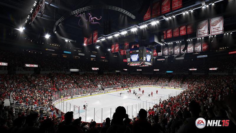 NHL 15 [PS4] от 1С Интерес