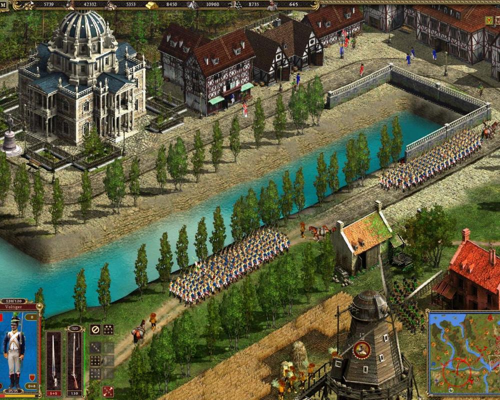 Исторические игры стратегии