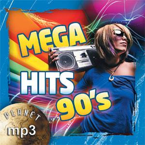 Сборник. Planet mp3: Mega Hits 90'sPlanet mp3 Mega Hits 90&amp;rsquo;s &amp;ndash; сборник зажигательных мегахитов танцполов и радиостанций. Популярные композиции от знаменитых исполнителей дискотеки девяностых.<br>