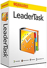 LeaderTask Управление Компанией7 – сетевой органайзер (50лицензий) от 1С Интерес