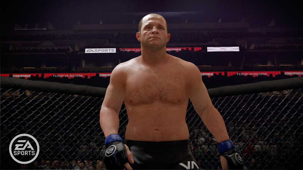 EA Sports MMA [PS3] от 1С Интерес