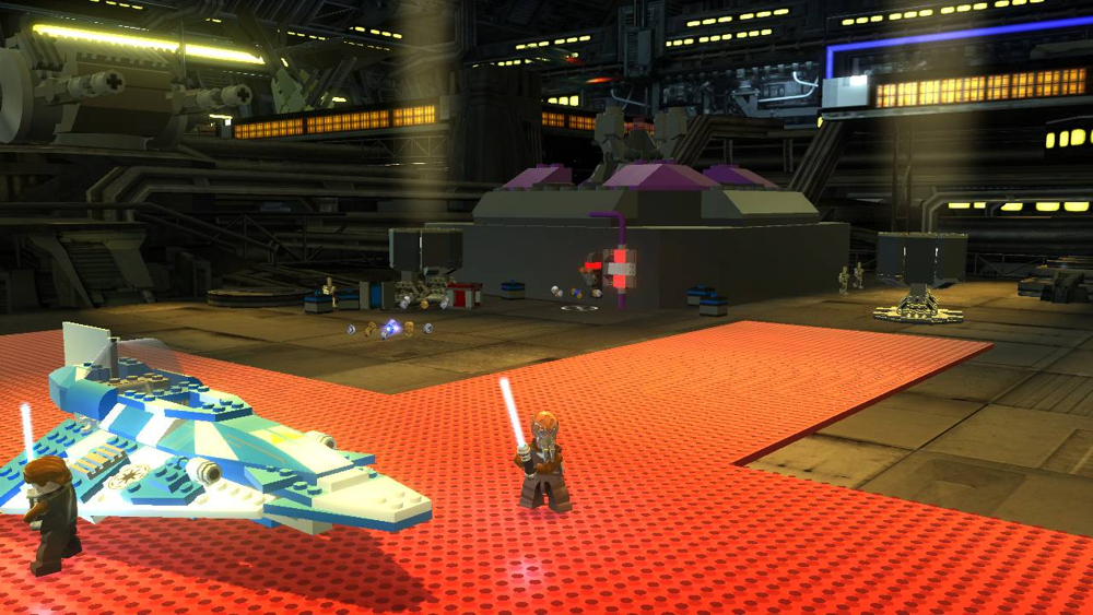 LEGO Star Wars III: The Clone Wars [PS3] от 1С Интерес