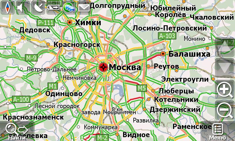Карты Городов России Для Андроид - фото 4