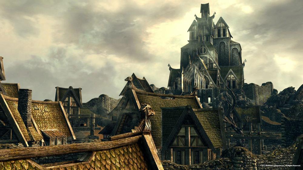 Как бесплатно получить и обустроить дом в Skyrim