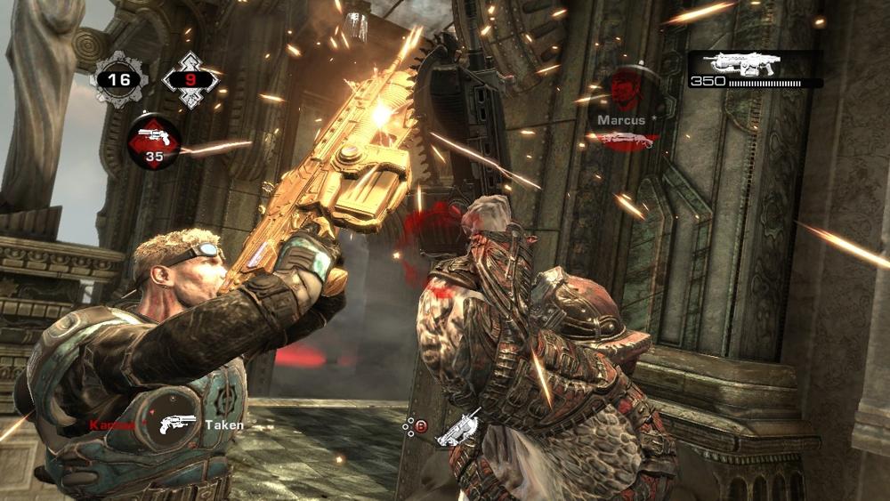 Gears of War3 [Xbox360] от 1С Интерес