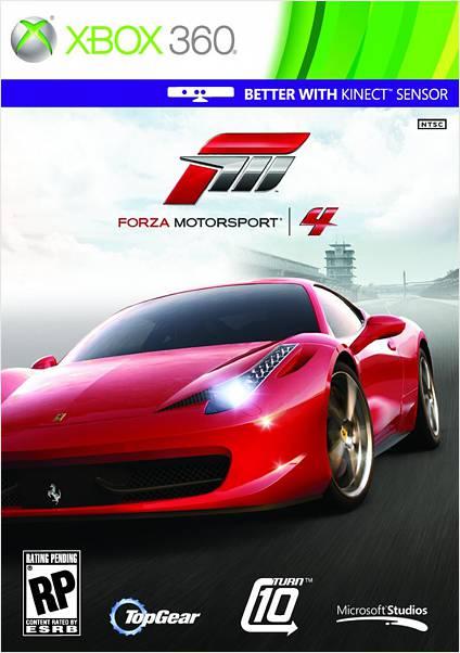 Forza Motorsport4 (c поддержкой Kinect) [Xbox360]Главная гоночная игра 2011 года, Forza Motorsport 4 сочетает в себе классический игровой процесс с использованием контроллера, силу и свободу Kinect, а также контент от таких ведущих брендов как Top Gear, чтобы создать невиданный ранее автомобильный симулятор.<br>