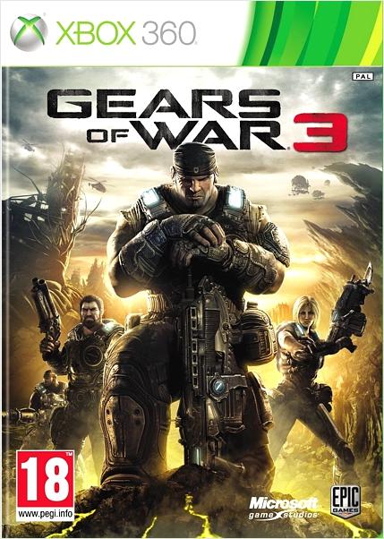 Gears of War3 [Xbox360]Действие игры Gears of War 3 разворачивается спустя восемнадцать месяцев после падения последнего человеческого города. Война против саранчи не останавливается ни на минуту. Глубоко в недрах возникают еще более страшные угрозы заражения планеты. Группы выживших разбросаны по руинам цивилизации, а время на исходе.<br>