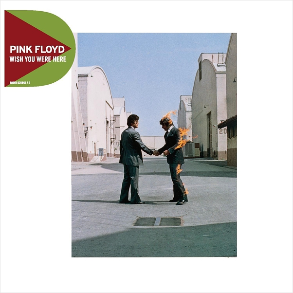 Pink Floyd. Wish You Were Here. Discovery Edition