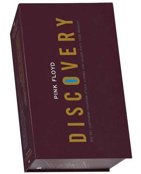 Pink Floyd. Discovery: 14Studio Album Catalogue Boxset (16CD)Коллекционное издание Pink Floyd. Discovery содержит 14 ремастированных студийных альбомов группы, которые были тщательно отремастированны Джеймсом Гатри.<br>