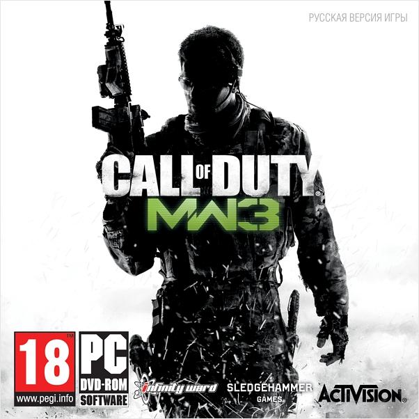Call Of Duty. Modern Warfare 3 [PC-Jewel]