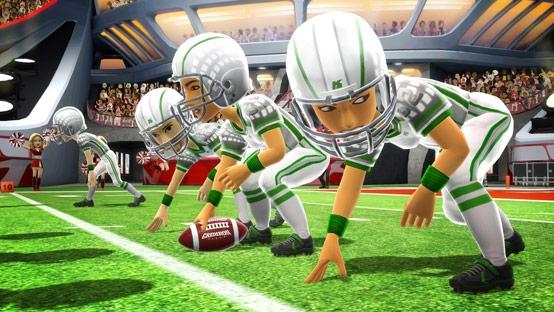 Xbox 360 - Kinect Sports.
