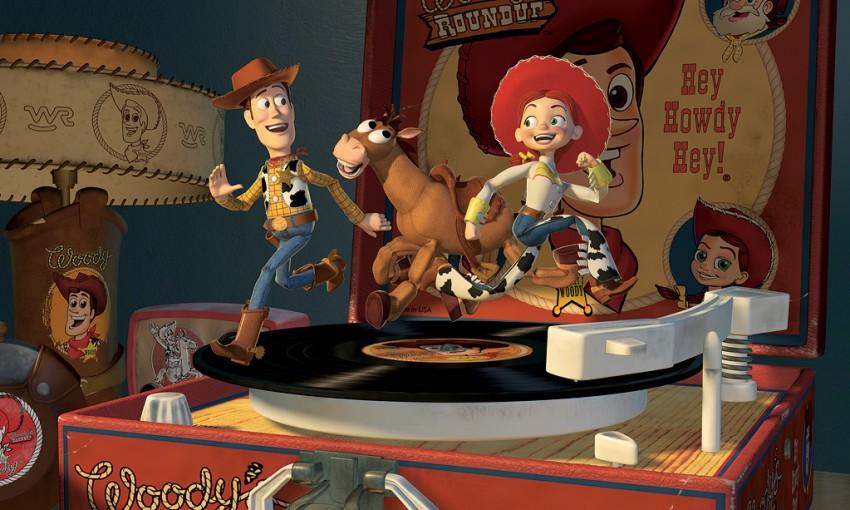 История игрушек 2 (Blu-ray 3D) от 1С Интерес
