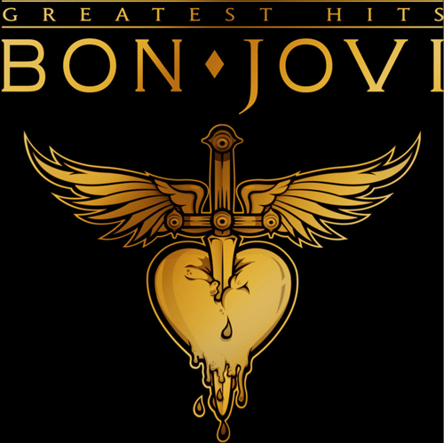Bon Jovi: Greatest Hits (CD) bon jovi in their own words