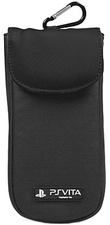 Мягкий чехол для PS Vita (черный) от 1С Интерес