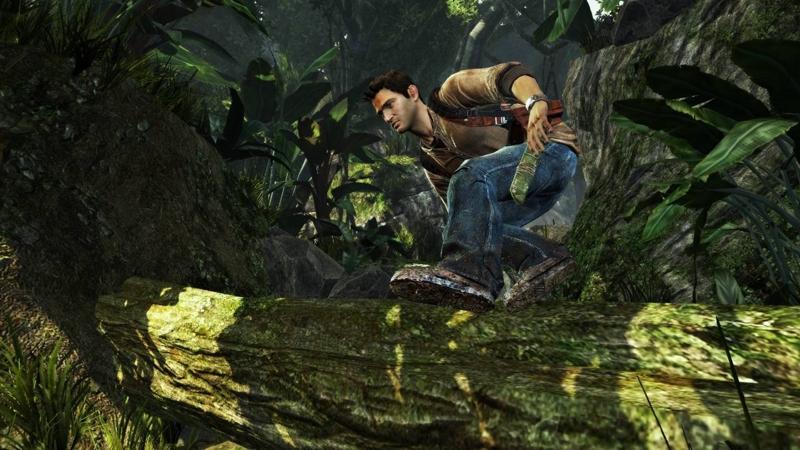 Uncharted: Золотая бездна [PS Vita] от 1С Интерес