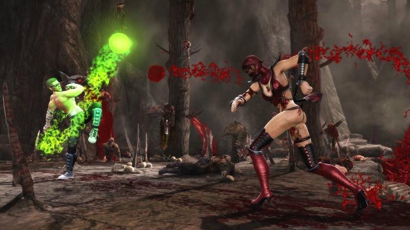 Mortal Kombat. Komplete Edition [Xbox360] от 1С Интерес