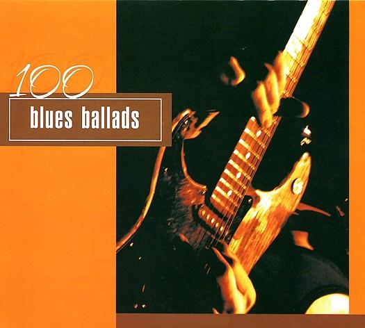 Сборник: 100BluesBallads (CD)Сборник 100 Blues Ballads &amp;ndash; это 100 замечательных композиций в стиле Blues, RhythmnBlues, Bluegrass, Country, RocknRoll от легендарных исполнителей.<br>