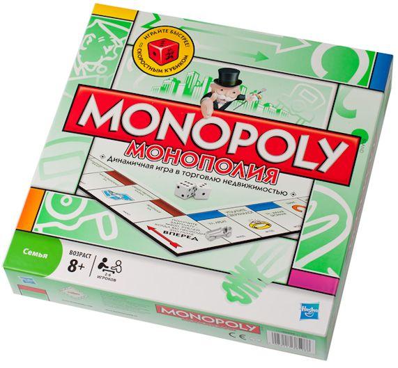Настольная игра Монополия (русская версия)