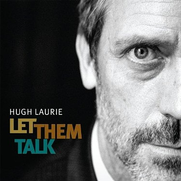 Hugh Laurie. Let Them Talk (LP) hugh laurie live on the queen mary blu ray